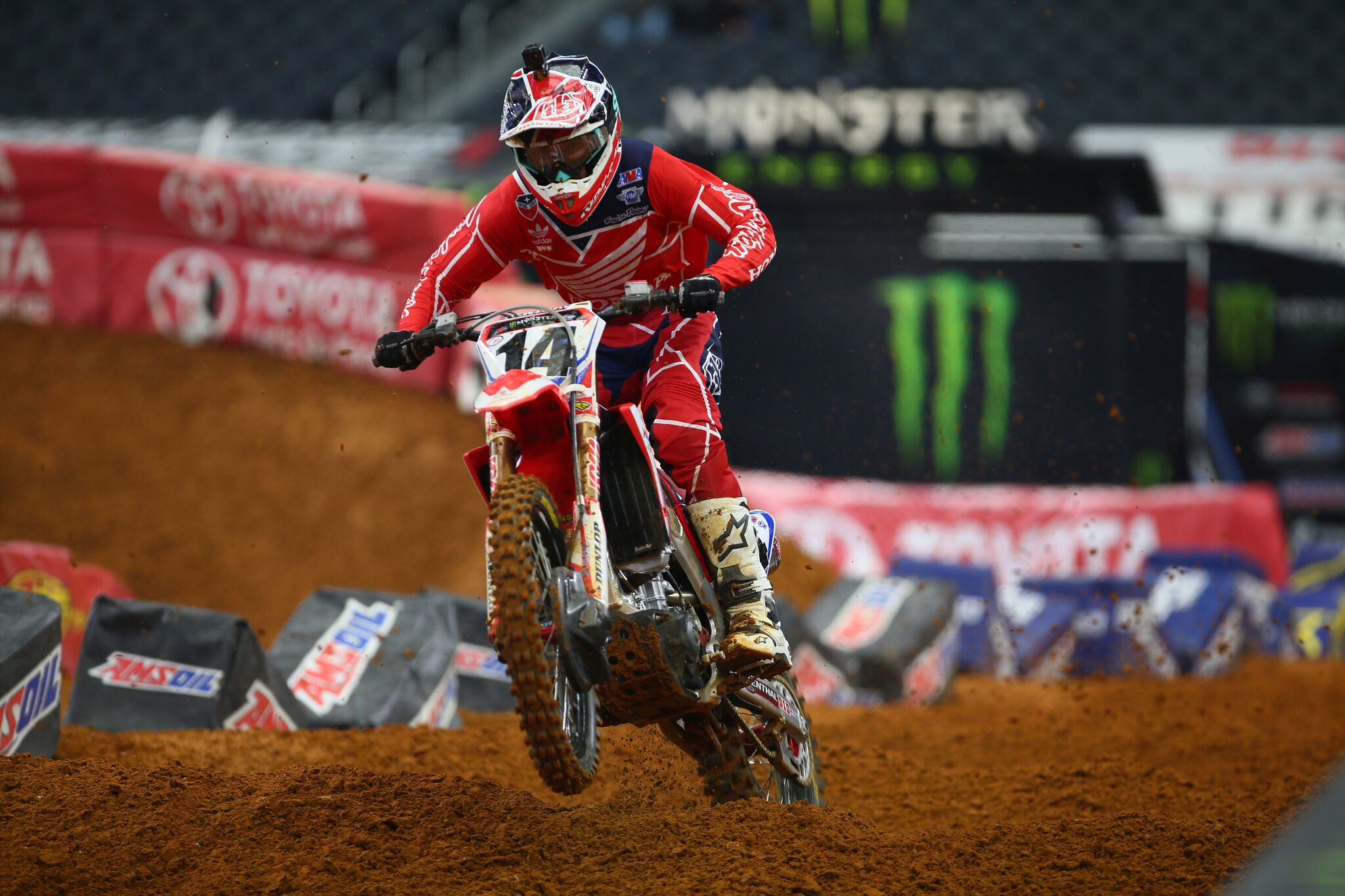 Troy Lee Designs rider Cole Seely Arlington-2