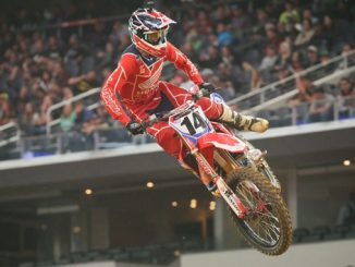 Troy Lee Designs rider Cole Seely Arlington