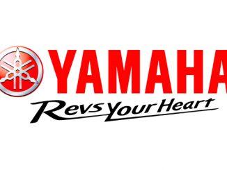 Yamaha Motor Co., Ltd. REVS YOUR HEART Logo