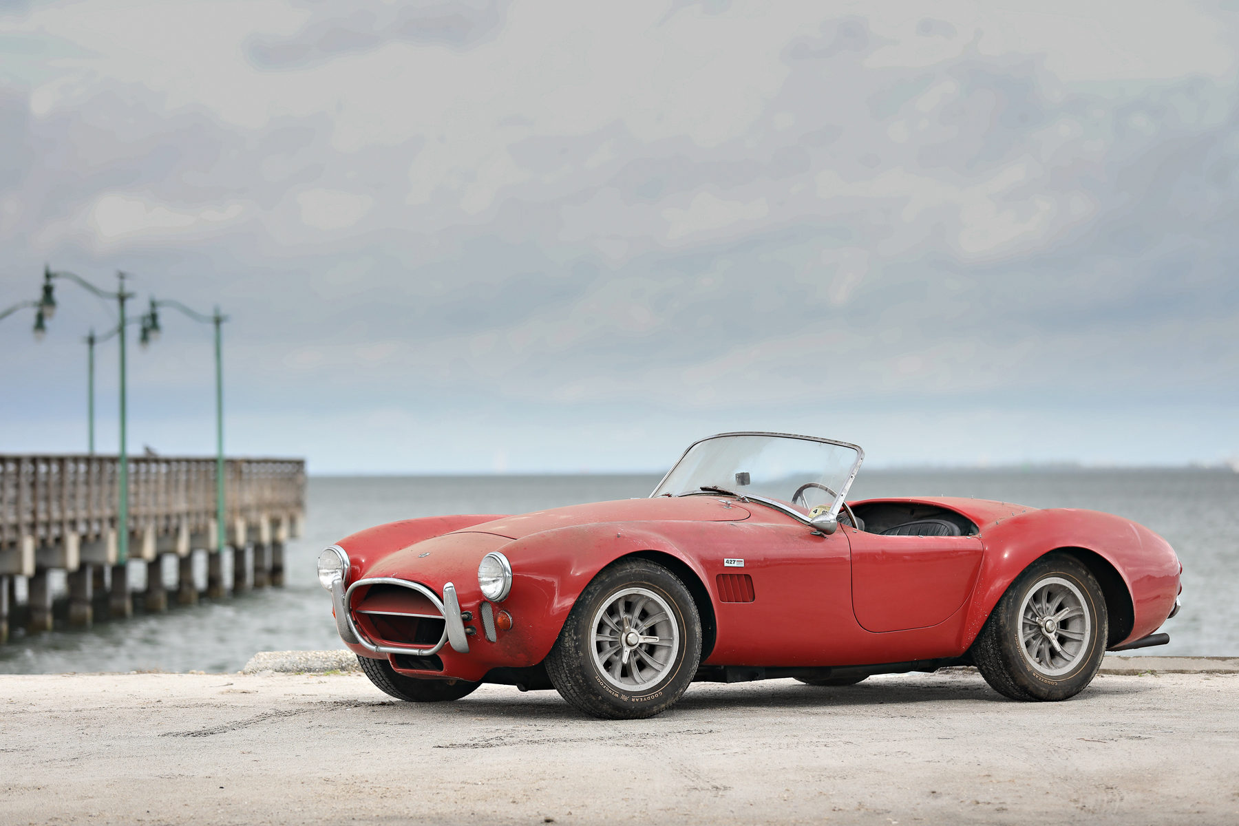 1967 Shelby 427 Cobra - gooding-barn-find-a-amelia-island-17183-2