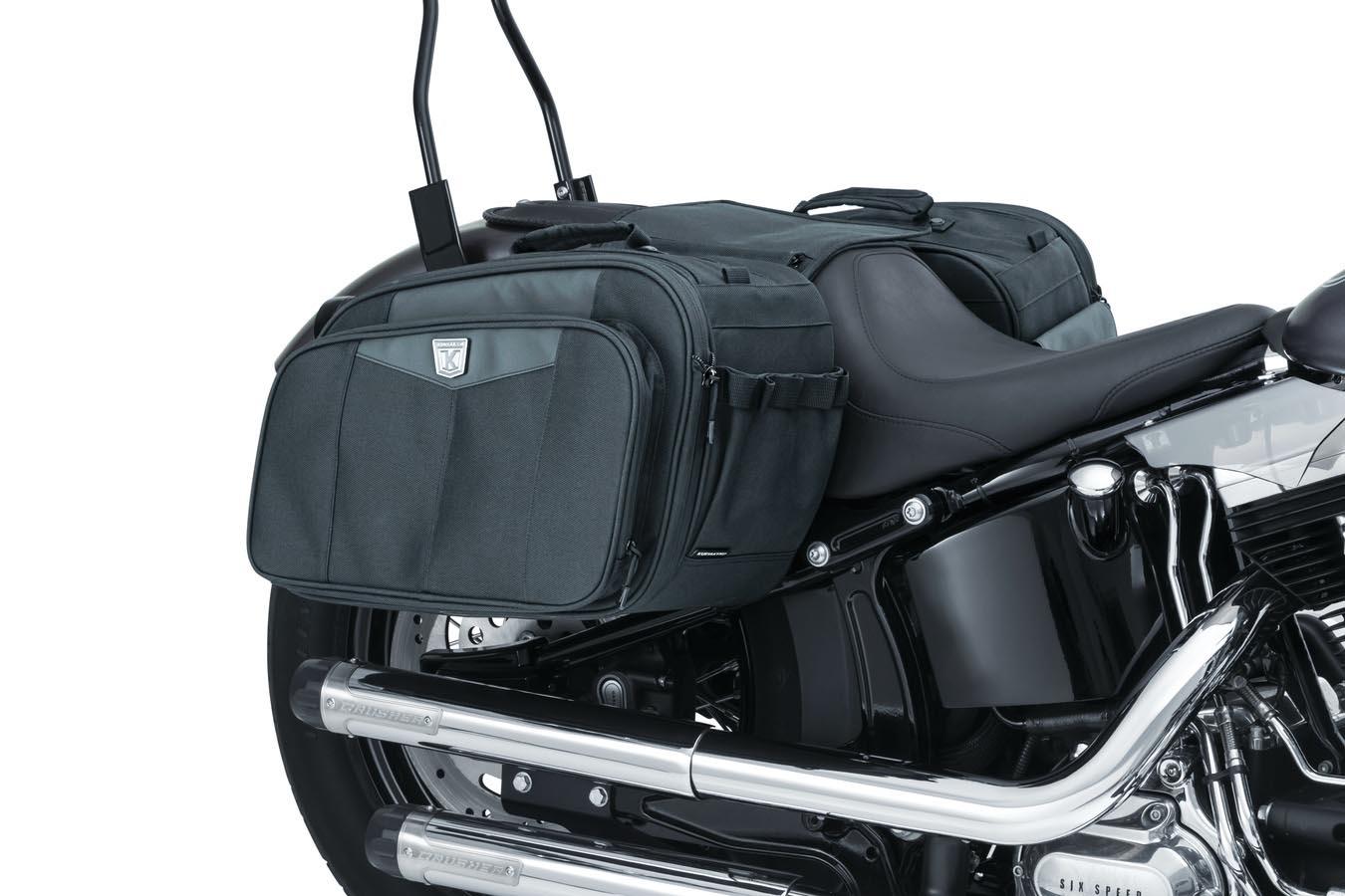 Kuryakyn Momentum Luggage Outrider