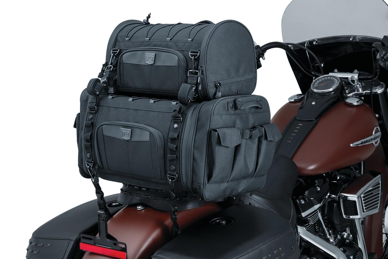 Kuryakyn Momentum Luggage Rambler Roll Bag
