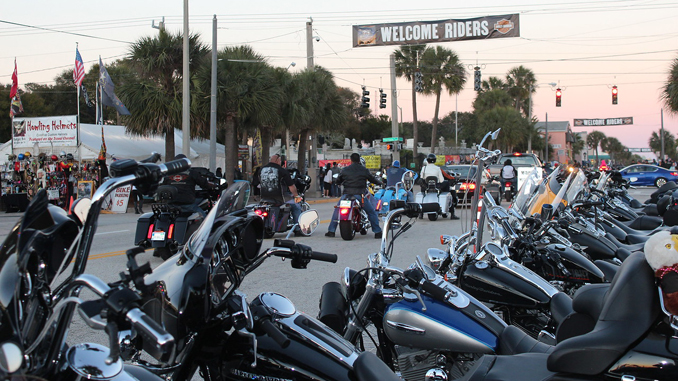 Daytona Bike Week 2018