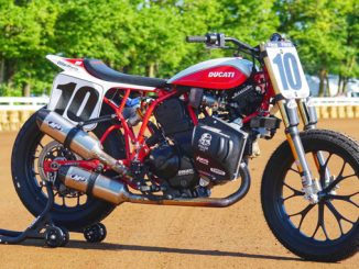 Ducati Posts $180k-plus in American Flat Track Contingency