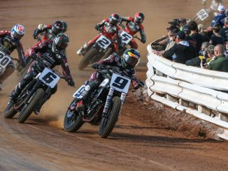 Indian Motorcycle to Sponsor Four American Flat Track Events in 2018