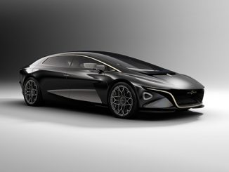 Aston Martin - Lagonda Vision Concept