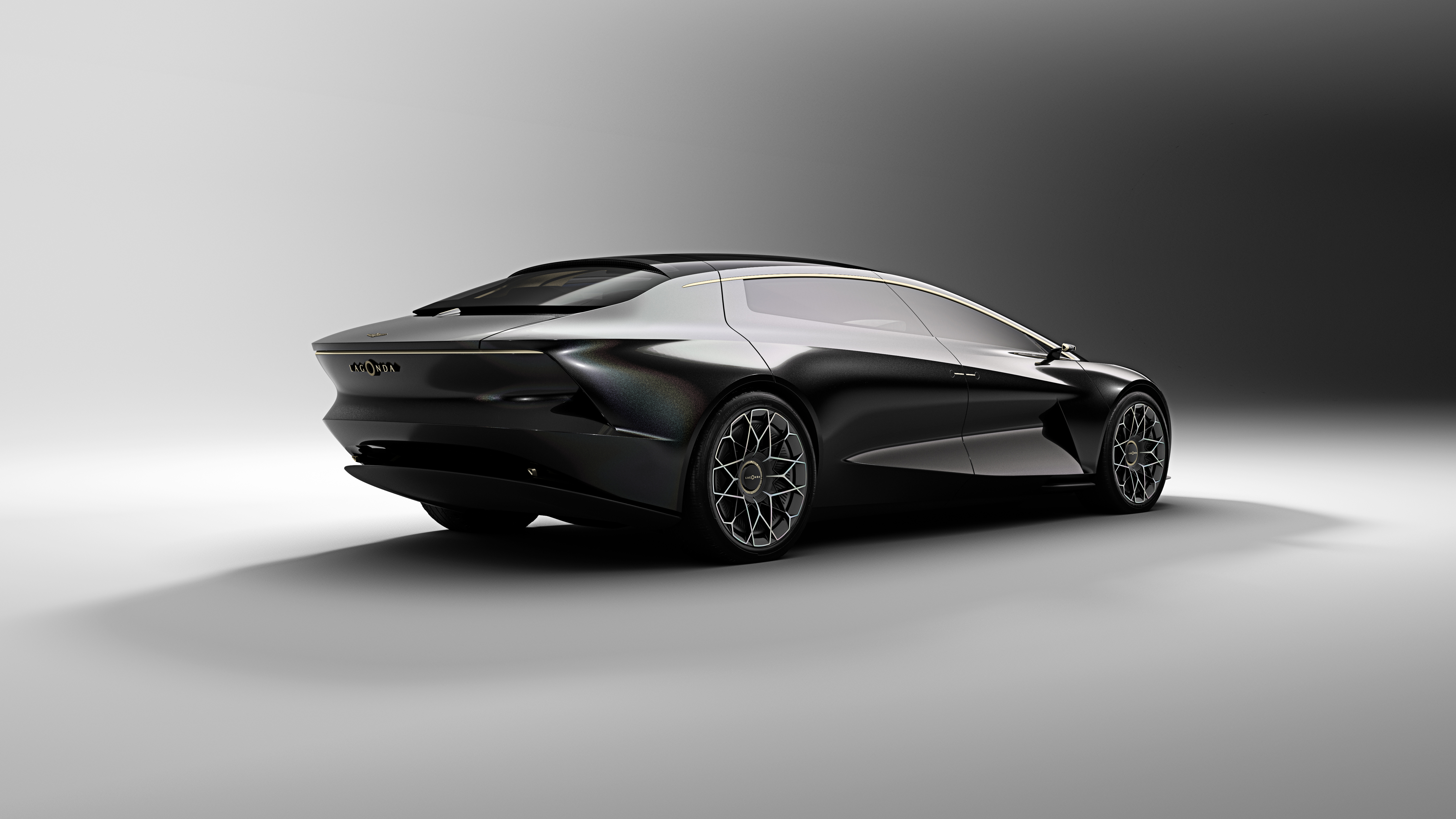 Aston Martin - Aston Martin - Lagonda Vision Concept