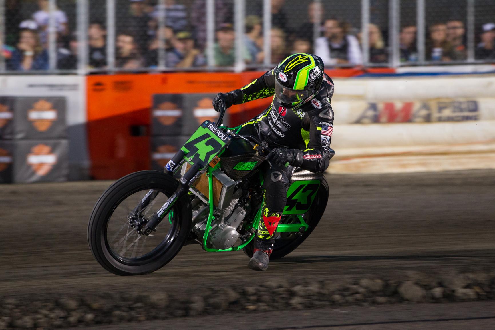 British Superbike phenom James Rispoli makes a return to AFT competition this Thursday at DAYTONA TT