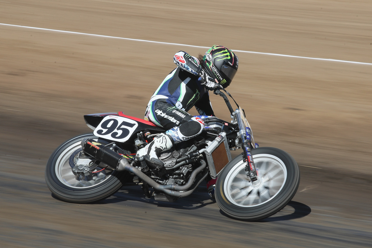 DAYTONA TT - G&G Racing Rickdiculous Team95 Yamaha's JD Beach