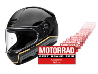 "SCHUBERTH stays on top- ""MOTORRAD Best Brand"" goes to Magdeburg again"