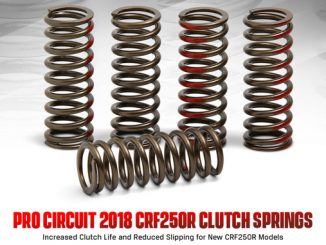 Pro Circuit 2018 CRF250R Clutch Springs