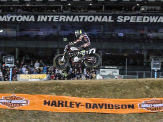 Defending AFT Twins Champ Jared Mees Wins DAYTONA TT