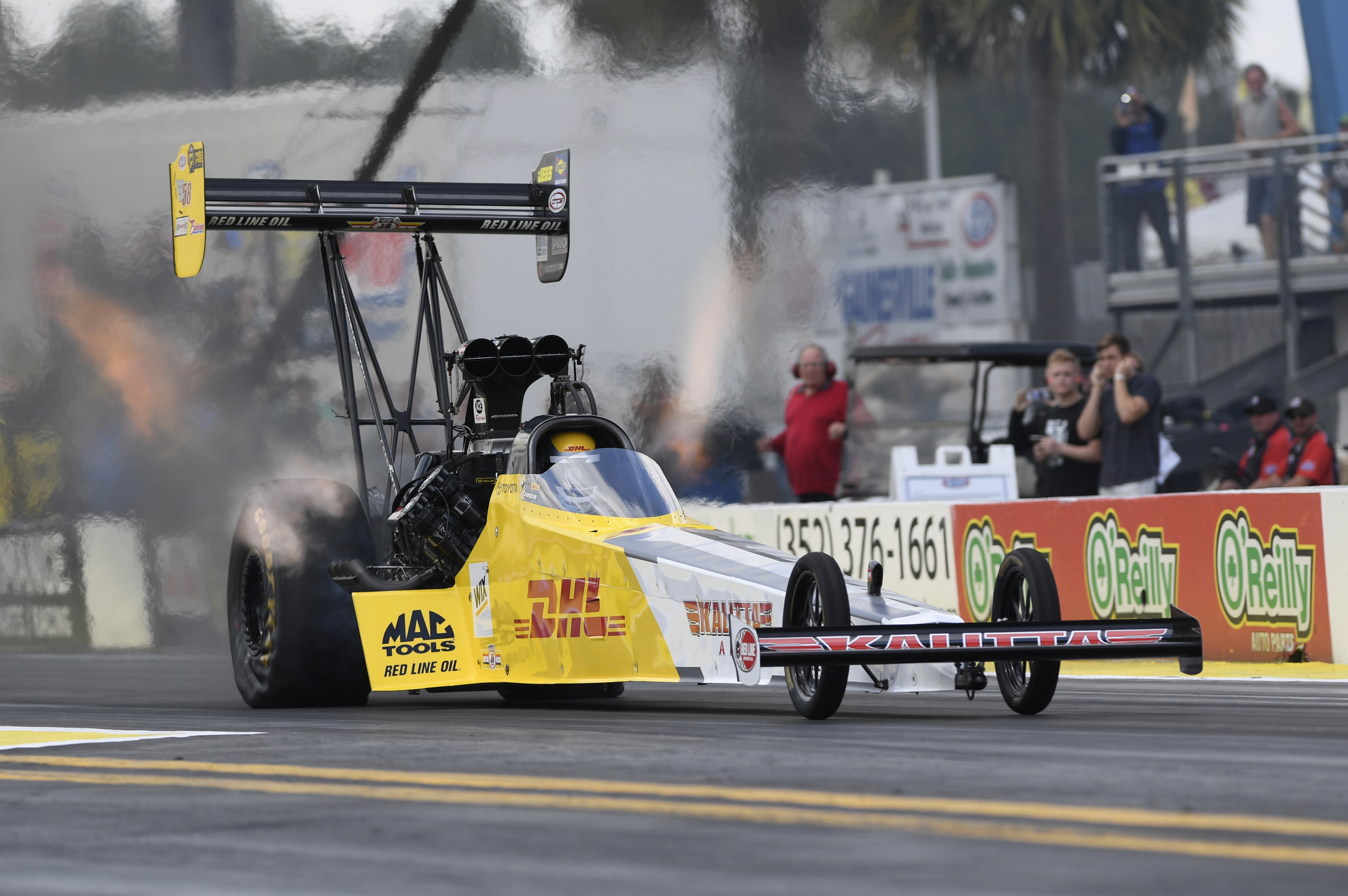 NHRA Top Fuel Richie Crampton-Sunday-Gainesville - gatornationals