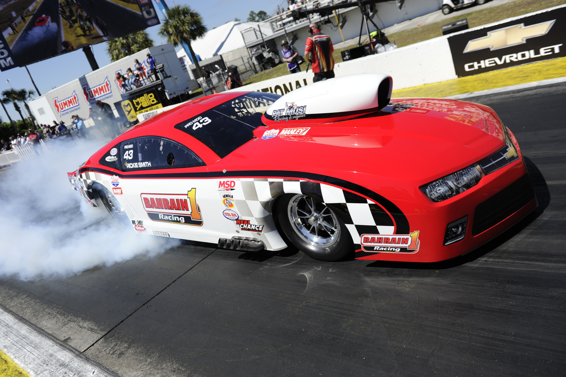Pro Mod Rickie Smith - Sunday - Gainesville - Gatornationals