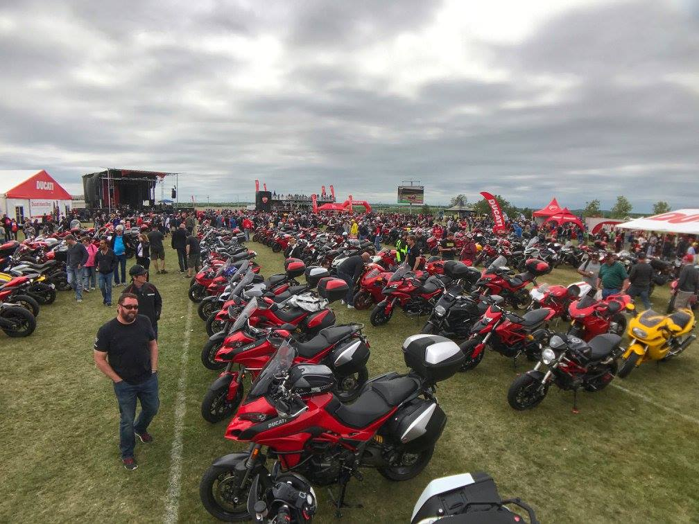 New Ducati Island Experience at Circuit of the Americas