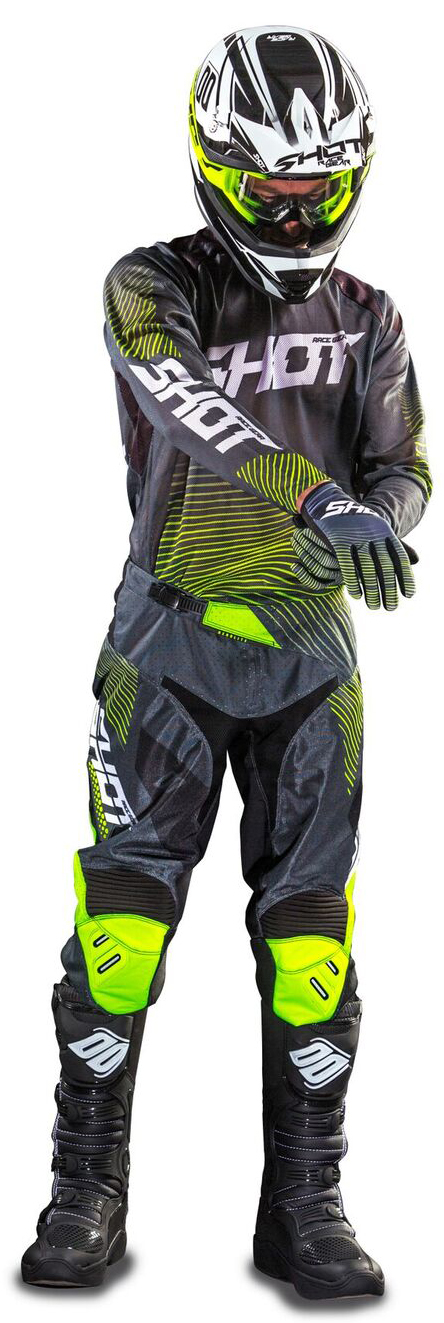 Shot Race Gear Introduces Limited Edition Vented Race Wear Line