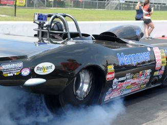 Collier Family Racing Shines again in NHRA Super Class Competition