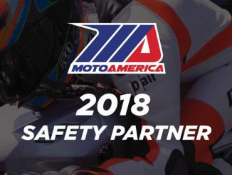 Dainese/AGV Official Safety Partner of MotoAmerica
