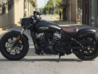 AMA Pro Flat Track Rookie Class of '79 And Friends To Raffle 2018 Indian Scout Bobber