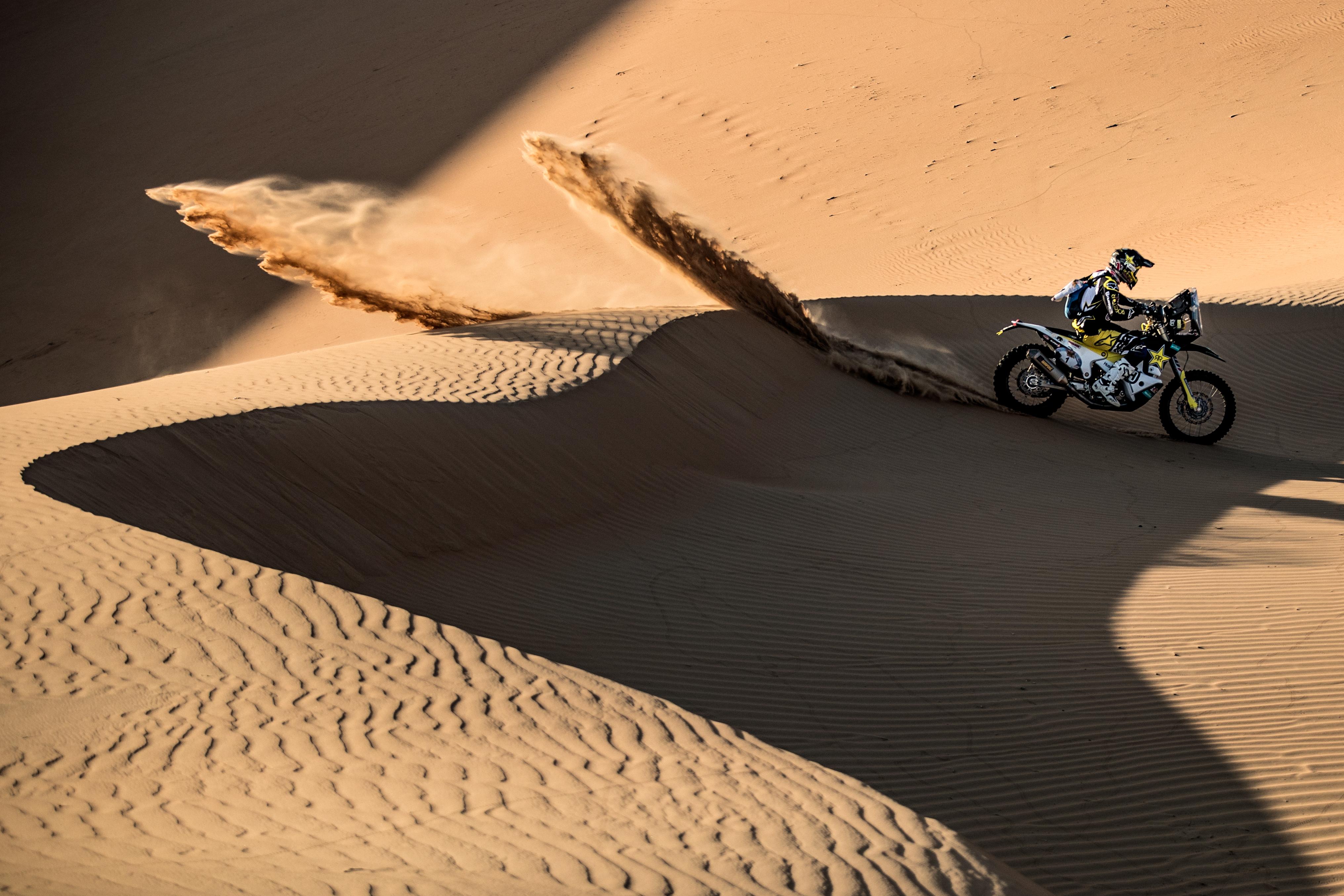 Pablo Quintanilla – Rockstar Energy Husqvarna Factory Racing-Abu Dhabi Desert Challenge