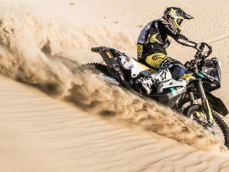Pablo Quintanilla – Rockstar Energy Husqvarna Factory Racing - Abu Dhabi Desert Challenge