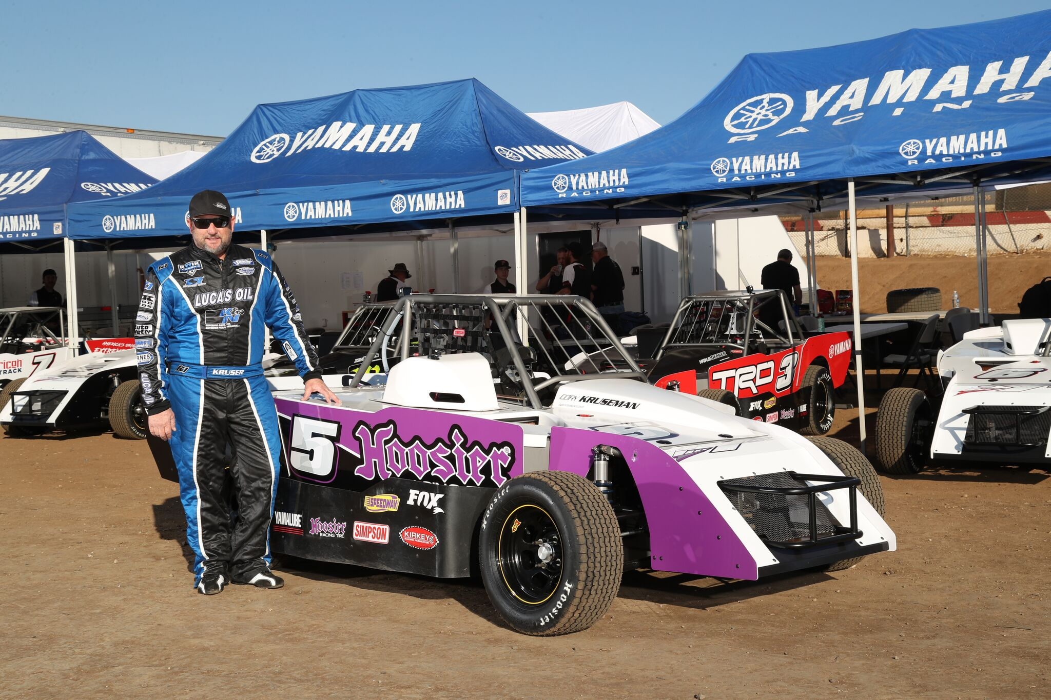 Yamaha R1DT Cars Featured at Cory Kruseman Driving School