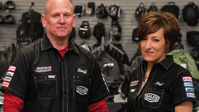 Throttle Threads workwear