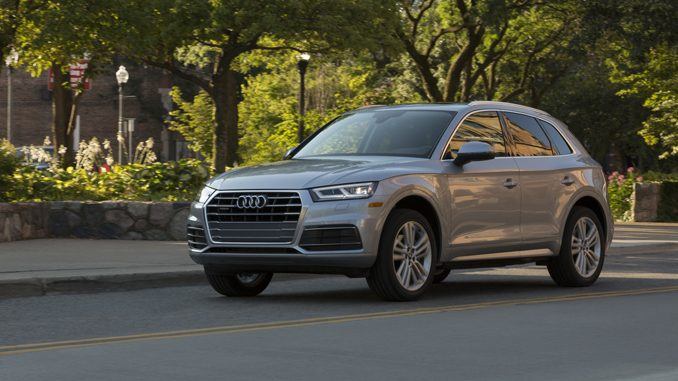 2018 Audi Q5 Named One Of Autotraderu0027s   10 Best Car Interiors
