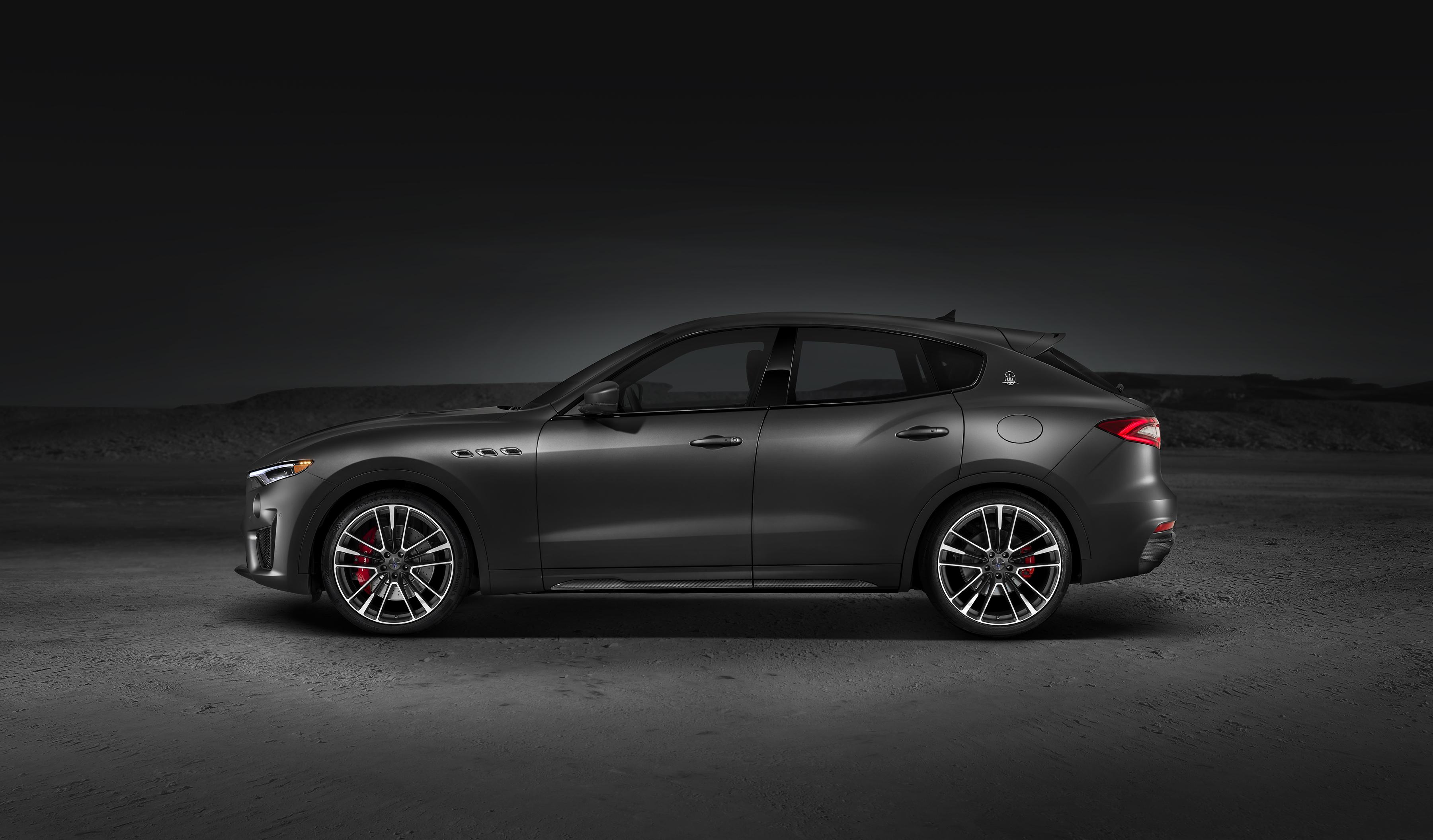 2018 Maserati Levante Trofeo
