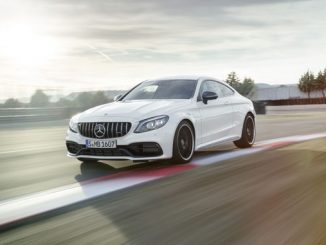 2019 Mercedes-AMG C 63 S Coupe