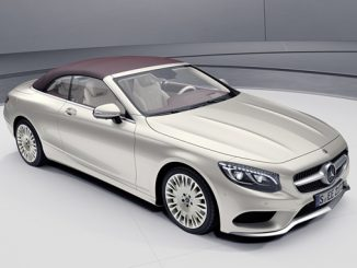 2019 Mercedes-Bens S-Class Cabriolet Exclusive Edition
