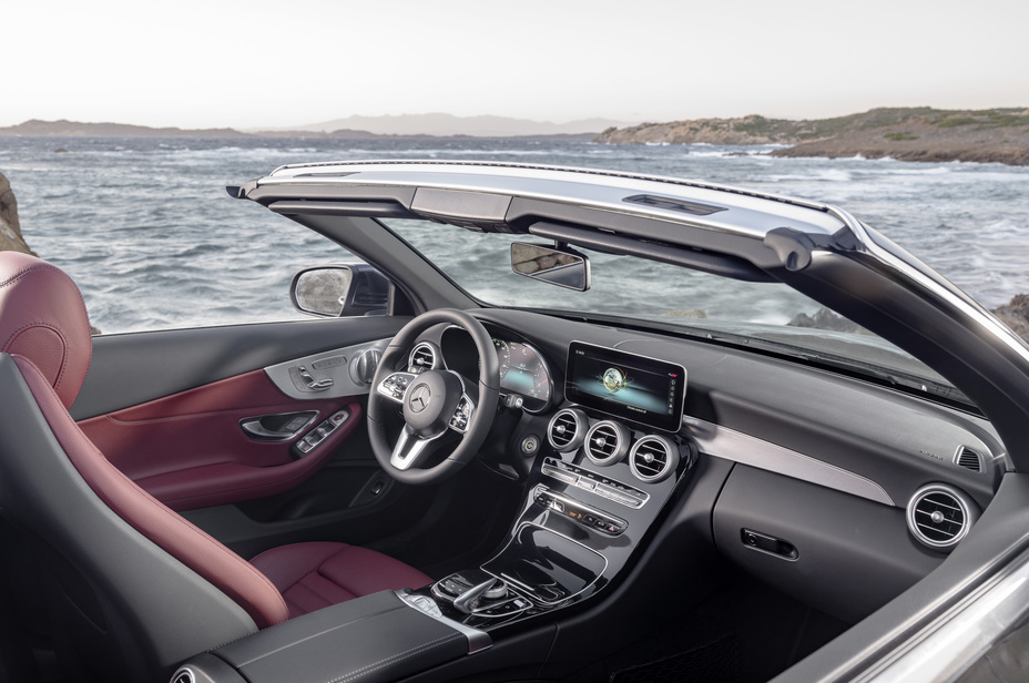 2019 Mercedes-Benz C-Class C300 Cabriolet