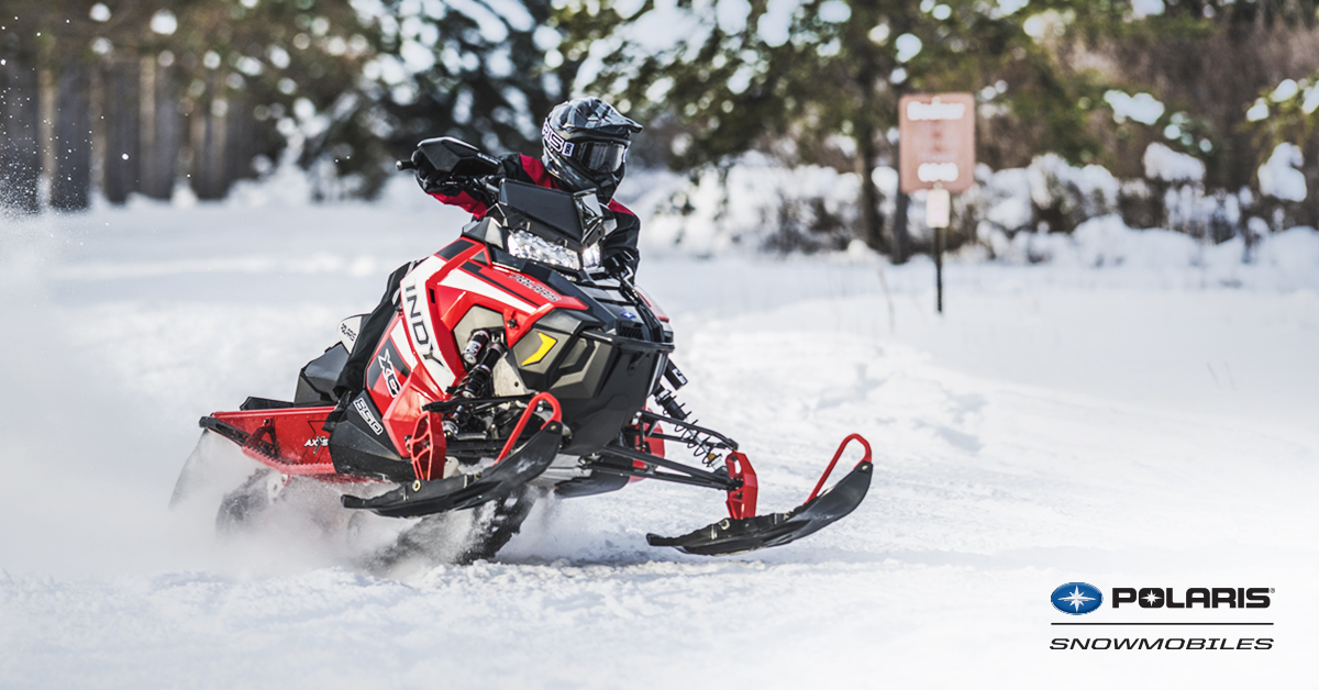 All-new Polaris 2019 INDY XC 129 provides trail riders with outstanding ride, unrivaled acceleration, and the versatility they need