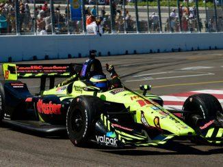 Bourdais Leads Honda Sweep of Indy Car Season Opener
