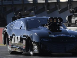 Castellana Notches Preliminary No. 1 Qualifying Position in Pro Mod at Gainesville - Gatornationals