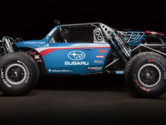 Crawford Performance Inc. - The Subaru Crosstrek Desert Racer confirms another season of off-road racing