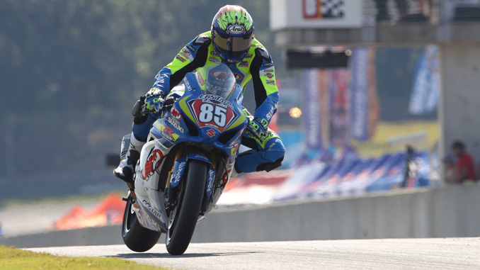 DAYTONA TT Draws America's Road Racing Heroes Back to The Dirt