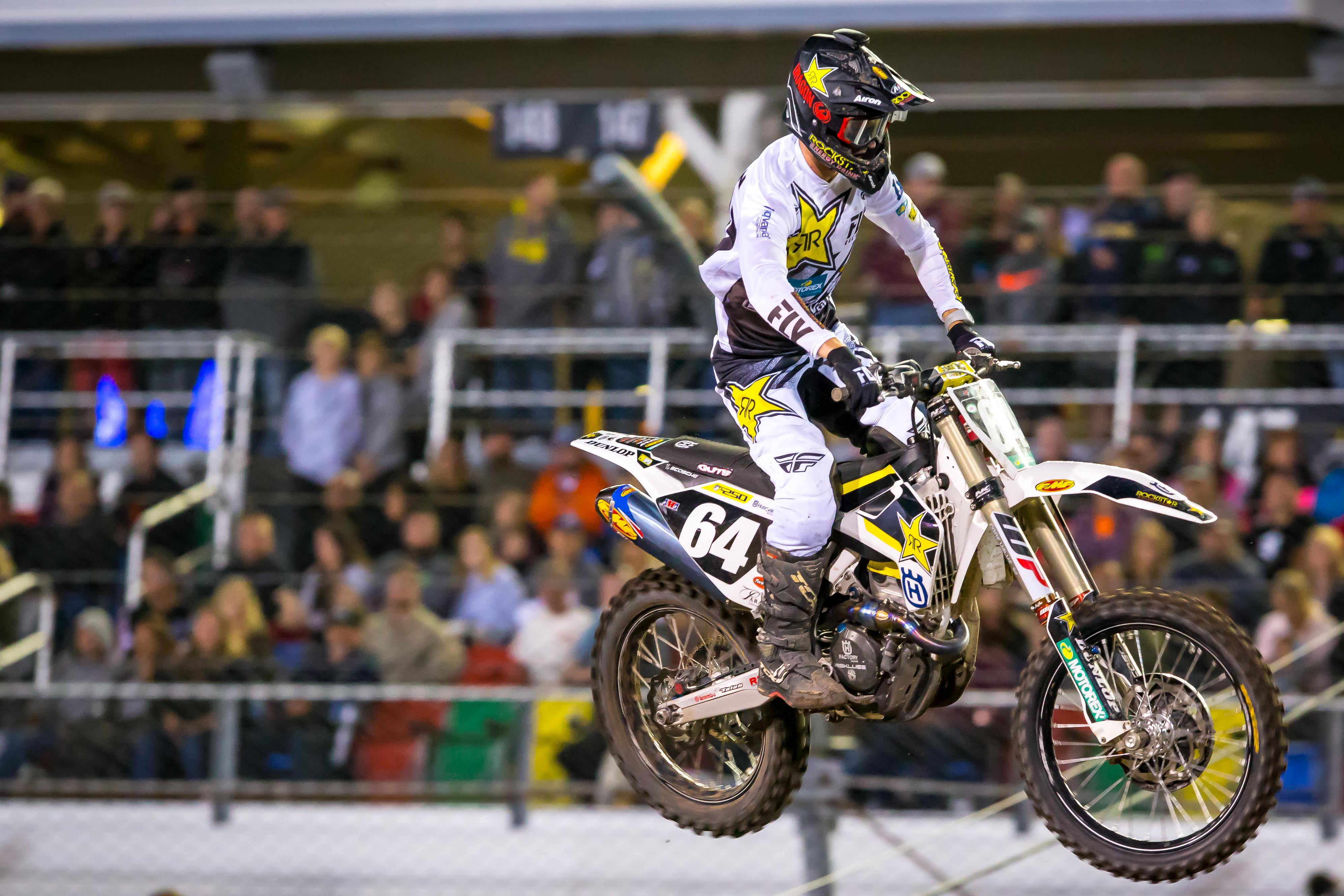 Daytons Supercross - Michael Mosiman