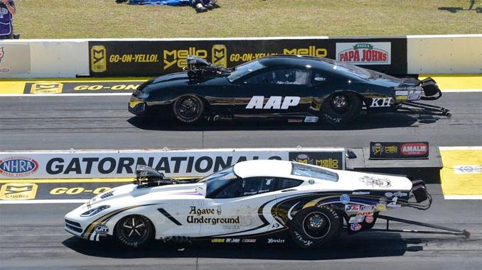 E3 Spark Plugs NHRA Pro Mod Drag Racing Series Opens 2018 Season in Gainesville