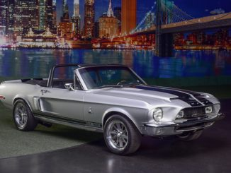 From the John Staluppi Cars of Dreams Collection - 1968 Shelby GT500 Convertible - Barrett-Jackson's Palm Beach Auction