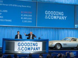 Gooding & Company - Amelia Island - 1966 Ferrari 275 GTB Long Nose Alloy