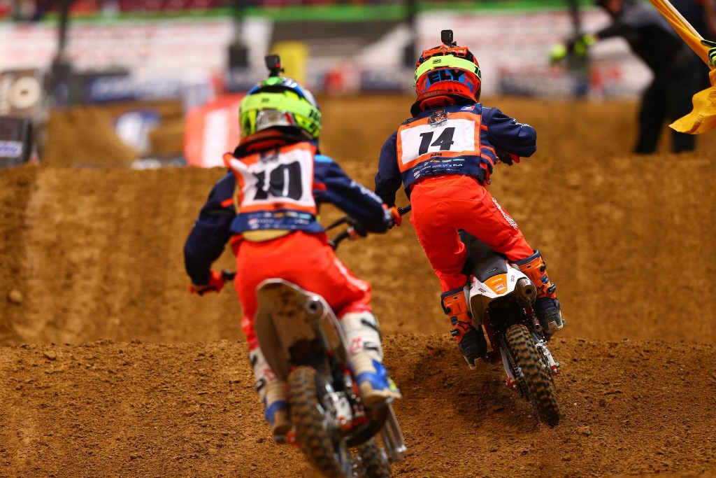 KTM Junior Supercross St. Louis