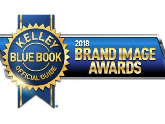 Kelly Blue Book 2018 Brand Image Award Winners