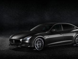 Maserati Quattroporte Nerissimo Edition 2018