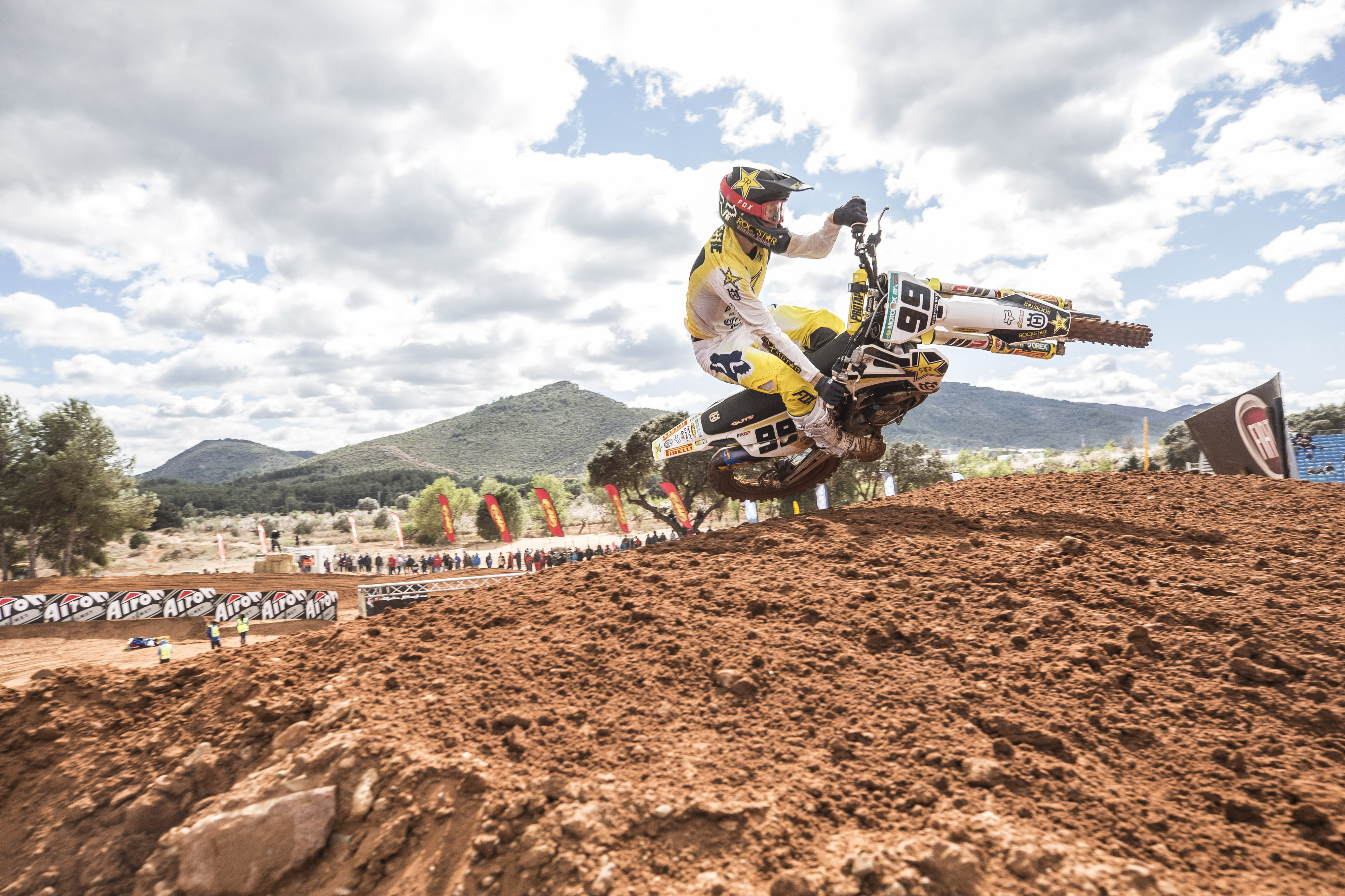 Max Anstie - Rockstar Energy Husqvarna Factory Racing-GP of La Comunitat Valenciana