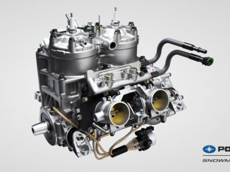 Most Powerful Polaris Snowmobile Engine Ever - the Polaris 850 Patriot