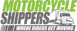 Motorcycle Shippers logo