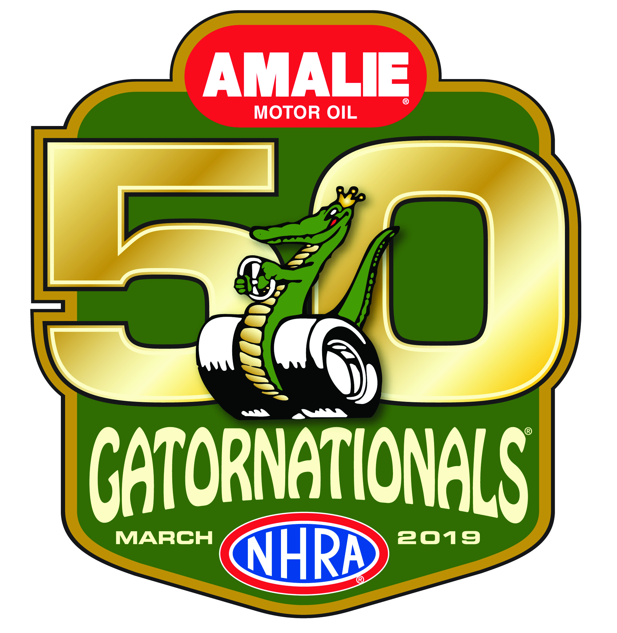 NHRA 50th Gatornationals
