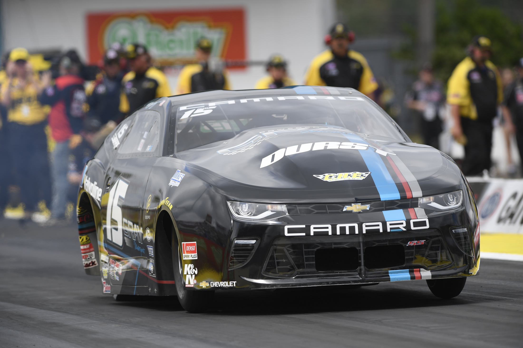 NHRA Pro Stock - Tanner Gray - Sunday - Gainesville - Gatornationals
