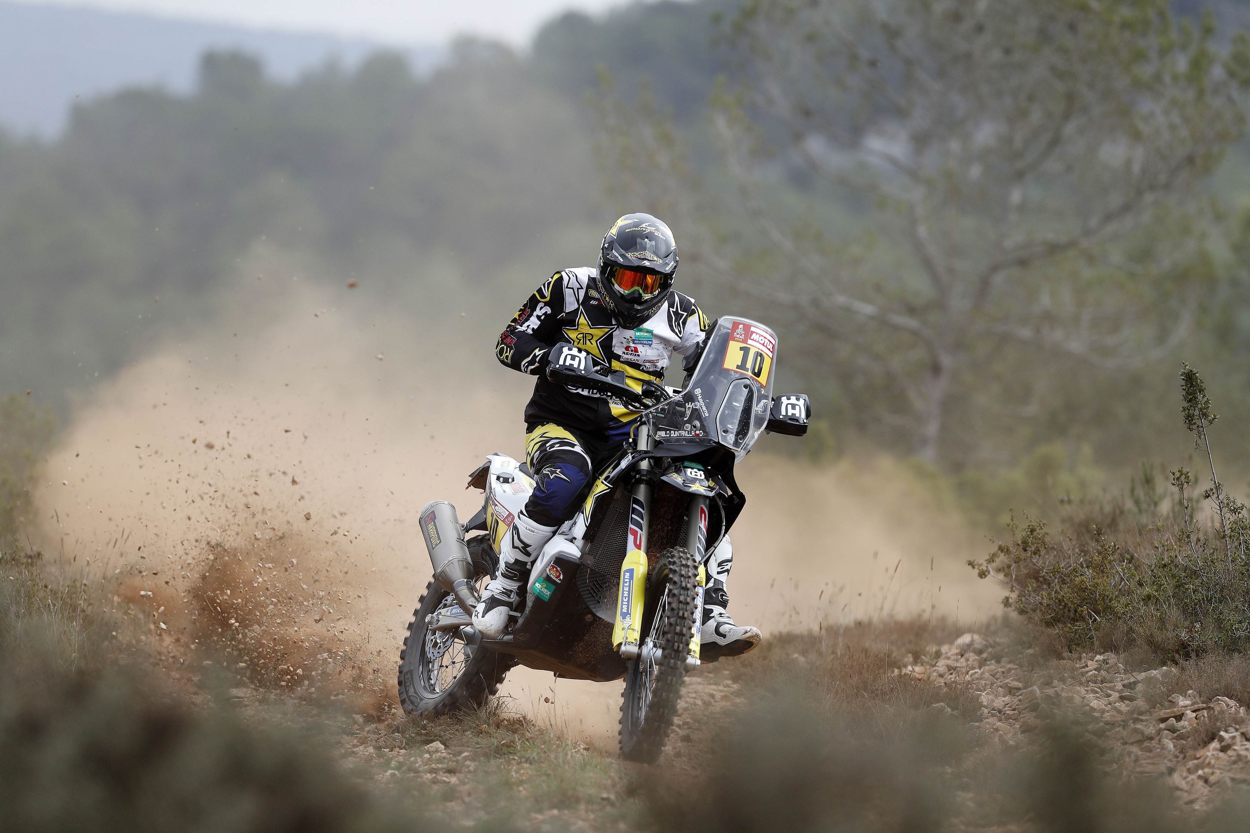 Pablo Quintanilla - Action - Rockstar Energy Husqvarna Factory Racing